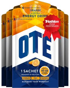 OTE Energy Drink Sachets 14 x 43g