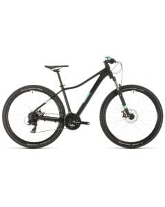 Cube Access WS 2020 Womens Bike - Black/Mint