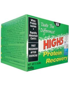 High5 Protein Recovery Drink Powder Sachet (9pcs)