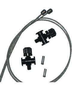 TRP Eurox Straddle Cable Adjuster Set