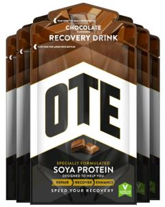 OTE Soya Protein Recovery Drink Sachets 14 x 52g