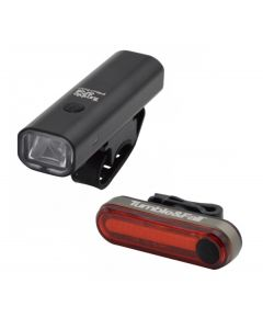 Tumble&Fall Duo Pro400 + RedEye Front and Rear Light Set