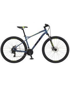 GT Aggressor Comp 2020 Bike - Metallic Blue