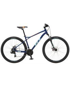 GT Aggressor Sport 2020 Bike - Midnight Blue