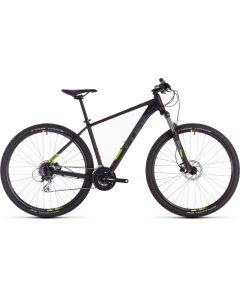 Cube Aim Pro 2019 Bike - Black/Yellow
