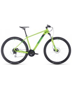 Cube Aim Pro 2020 Bike - Green/Iridium