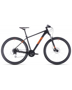 Cube Aim Pro 2020 Bike - Black/Orange