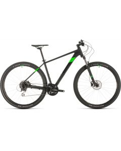 Cube Aim Race 2020 Bike - Black/Green