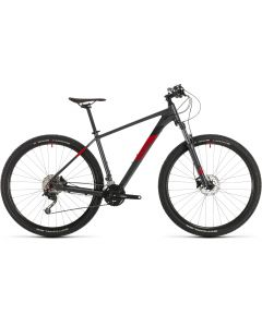 Cube Aim SL 2020 Bike - Iridium/Red