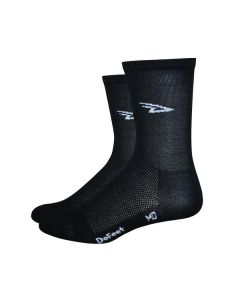 DeFeet Aireator Hi Top D-Logo Socks