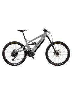 Orange Alpine 6 E RS 27.5-inch 2019 E-Bike - Charcoal Grey