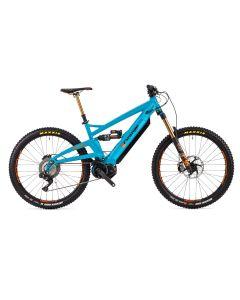 Orange Alpine 6 E Factory 27.5-Inch 2018 Electric Bike