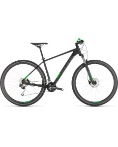 Cube Analog 2019 Bike - Black/Green