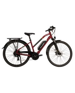 Raleigh Array Open Frame 2020 Womens Electric Bike