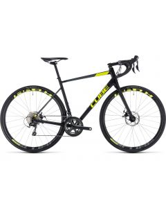 Cube Attain Race Disc 2018 Bike