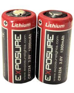 Exposure Spark Disposable Li-ion Batteries
