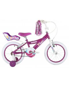 Bumper Fairy 14-Inch 2016 Girls Bike