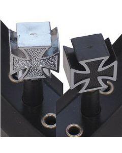 Trik Topz Iron Cross Dustcaps
