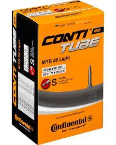 Continental MTB Light 26-inch Presta Innertube
