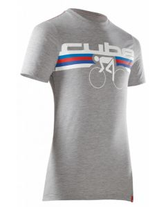Cube Stripes 2014 Mens T-Shirt