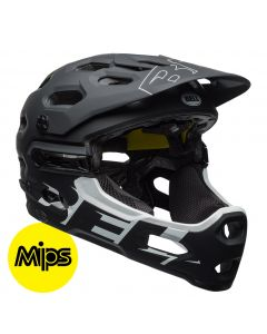 Bell Super 3R MIPS Full Face 2018 Helmet