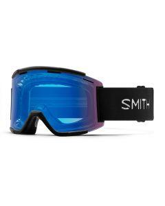 Smith Squad MTB XL 2019 Goggles - Black/ChromaPop Contrast Rose Flash