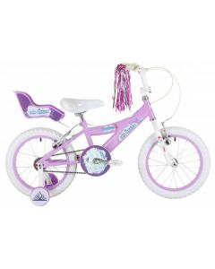 Bumper Ice Queen 14-Inch 2016 Girls Bike