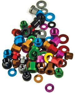 DMR Nutz Wheel Nuts Set (1 Wheel)