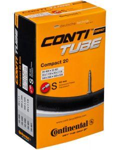 Continental Compact 20-Inch Presta Innertube