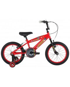 Bumper Burnout 16-Inch 2016 Boys Bike