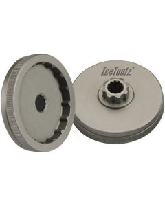 IceToolz Shimano Hollowtech II Compatible Adaptor (11F3)