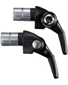 Shimano Dura-Ace SL-BSR1 Double Bar End Shift Levers