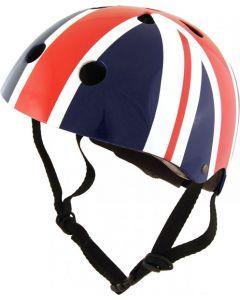 Kiddimoto Union Jack Helmet