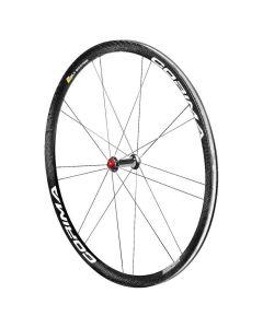 Corima 32mm WS+ Carbon Clincher Front Wheel - Black Decals