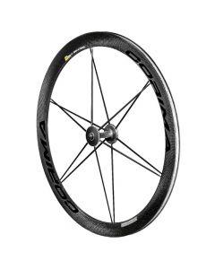 Corima 47mm MCC WS+ Carbon Clincher Front Wheel - Black Decals