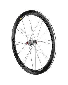 Corima 47mm WS Carbon Clincher Rear Wheel - Black Decals