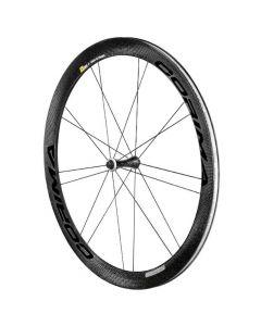 Corima 47mm WS+ Carbon Clincher Front Wheel - Black Decals