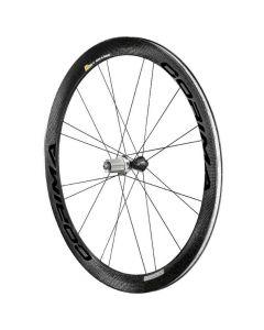 Corima 47mm WS+ Carbon Clincher Rear Wheel - Shimano/SRAM - Black Decals