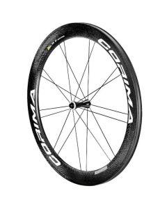 Corima 58mm WS+ Carbon Clincher Front Wheel - White Decals