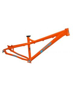 Orange Crush 27.5 2018 Frame - Fizzy Orange