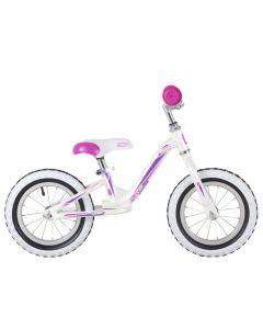 Cuda Blox Runner 12-inch Balance Bike - White