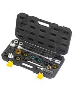 IceToolz BB Tapping/Heatube Reaming & Facing Combo Kit E185