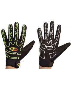 Northwave Skeleton Long Fingered Gloves