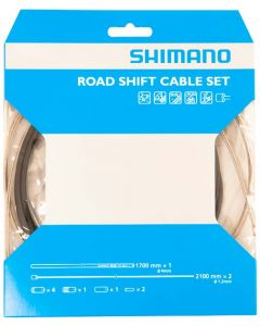 Shimano Dura-Ace Stainless Steel Road Gear Cable Set