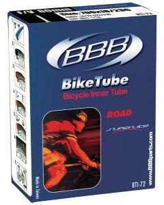 BBB 700c 48mm Presta Innertube