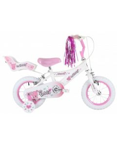 Bumper My Teddy 12-inch 2017 Girls Bike