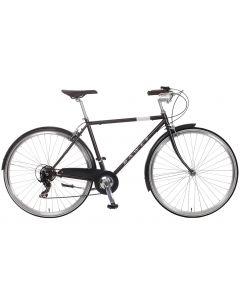 "Dawes Ambassador 7 2018 Bike - Black 20"""