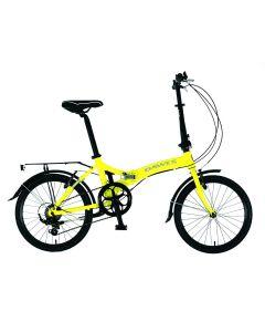 Dawes Jack 2018 Folding Bike - Lime Green