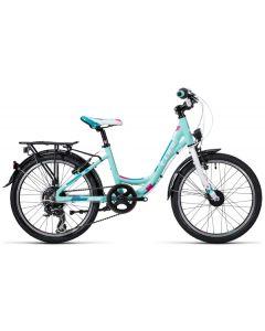 Cube Kid 200 Street 20-Inch 2017 Girls Bike