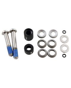 Avid Post Spacer Set (20 S - Front 180mm/Rear 160mm)